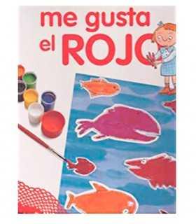 ME GUSTA EL ROJO DE PARRAMON