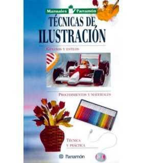 TÉCNICAS DE ILUSTRACIÓN (MANUALES PARRAMÓN)
