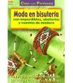 MODA EN BISUTERÍA CON IMPERDIBLES, ABALORIOS Y CUE