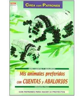 MIS ANIMALES PREFERIDOS CON CUENTAS Y ABALORIOS