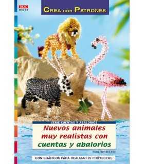 NUEVOS ANIMALES MUY REALISTAS CON ABALORIOS DRAC