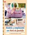 BISUTERÍA Y COMPLEMENTOS CON FLORES DE GANCHILLO