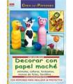 DECORAR CON PAPEL MACHE EL DRAC