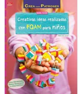 CREATIVAS IDEAS CON FOAM PARA NIÑOS EL DRAC.