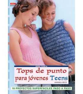 TOPS DE PUNTO PARA JÓVENES TEENS. EL DRAC.