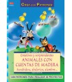 ANIMALES CON CUENTAS DE MADERA, ... EL DRAC