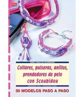 COLLARES, PULSERAS, ANILLOS ... SCOUBIDOU EL DRAC
