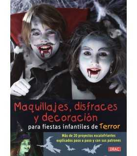 MAQUILLAJES, DISFRACES Y DECORACIÓN FIESTAS TERROR