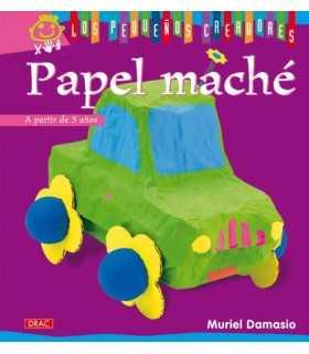 PAPEL MACHE PEQUEÑOS CREADORES EL DRAC