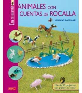 ANIMALES CON CUENTAS DE ROCALLA EL DRAC