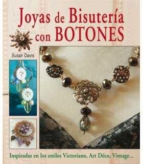 JOYAS DE BISUTERÍA CON BOTONES. EL DRAC.