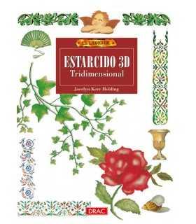 EL LIBRO DE ESTARCIDO 3D DE EL DRAC