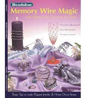 MEMORY WIRE MAGIC. REVISTA BEADALON.