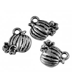 CALABAZA METAL 11x10 MM AGUJERO 2 MM 10 UD