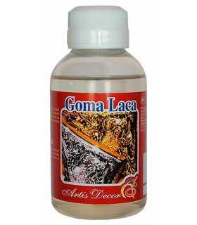 GOMA LACA INCOLORA ARTIS DECOR  125 ml