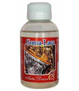 GOMA LACA INCOLORA ARTIS DECOR  125 ml