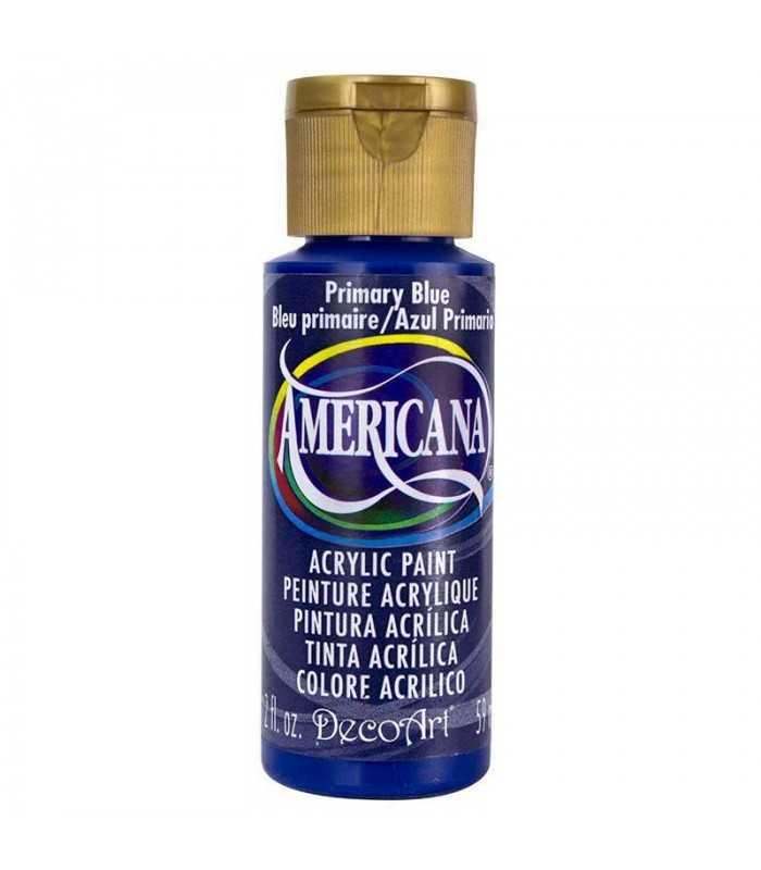 ACRÍLICO AMERICANA 59 ML COLORES AZULES