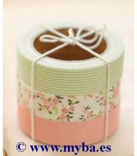 SET FABRIC TAPE DAILYLIKE 03 COZY 15 MMx3 Mx3 UD