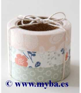 SET FABRIC TAPE DAILYLIKE 49 WEDDING 15mmx3 Mx3 UD