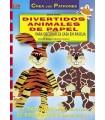 DIVERTIDOS ANIMALES DE PAPEL PARA DECORAR LA CASA