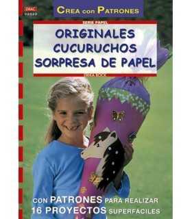 ORIGINALES CUCURUCHOS SORPRESA DE PAPEL. EL DRAC.
