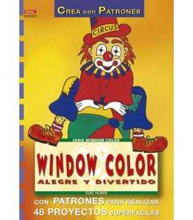 WINDOW COLOR ALEGRE Y DIVERTIDO. EDITORIAL EL DRAC