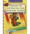 TARJETAS DE FELICITACIÓN CON WINDOW COLOR. DRAC