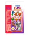 MOLDE FLEXIBLE 9x12 CM FIMO APLIQUES ALPINOS