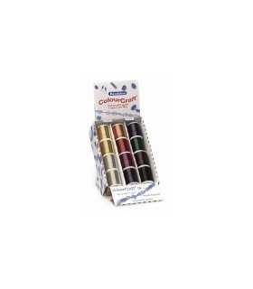 BEADALON COLOUR CRAFT 24 GAUGE (0,51 mm). 18,3 M