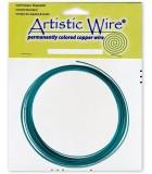 HILO COBRE ARTISTIC WIRE 1,63 MM 3,05 METROS : color:Aquamarine
