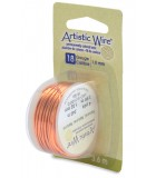 HILO COBRE ARTISTIC WIRE 1,02 MM 3,6 METROS : color:Natural
