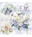 SERVILLETAS AMBIENTE 20 UD FLOWER LOVE