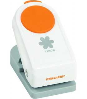 PERFORADORA POWER PUNCH FISKARS M 3,8 CM FLOR