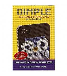 LIBRO IPHONE DIMPLE BOOK DISEÑOS, EN INGLÉS