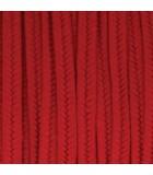 SOUTACHE BEAD SMITH RAYON 3 MM 5 METROS : SOUTACHE RAYON:1280 RED