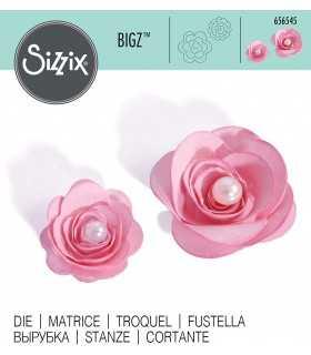 TROQUEL BIGZ FLOR 3D 2,5x1,3x2 CM A 3x2x3 CM APROX