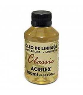 ACEITE DE LINO ACRILEX 100 ML