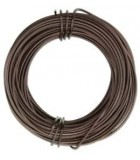 HILO ALUMINIO MODELABLE 12 GAUGE 2 MM 12 METROS : ALUMINIUM WIRE:MBR MATTE BROWN