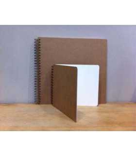Cuaderno Kraft 33,5x34,5 cm Dayka Trade
