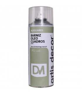 BARNIZ SPRAY ÓLEO CUADROS BRILLO ARTIS D. 400 ML