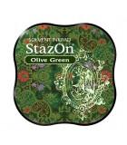 STAZON MIDI TINTA PARA SUPERFICIES NO POROSAS : STAZON MIDI:051 OLIVE GREEN