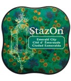 STAZON MIDI TINTA PARA SUPERFICIES NO POROSAS : STAZON MIDI:054 EMERALD CITY