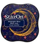 STAZON MIDI TINTA PARA SUPERFICIES NO POROSAS : STAZON MIDI:062 MIDNIGHT BLUE