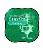 STAZON MIDI TINTA PARA SUPERFICIES NO POROSAS : STAZON MIDI:063 TEAL BLUE