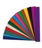 PAPEL CRESPÓN O PINOCHO 50 CM x 2,5 METROS : color:Turquesa
