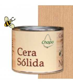 CERA SÓLIDA CHOPO INCOLORA 125 ML