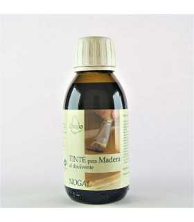 TINTE DE MADERA AL DISOLVENTE COLOR NOGAL 125 ML