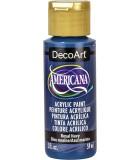 ACRÍLICO AMERICANA 59 ML COLORES AZULES : color:377 AZUL MARINO