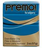 SCULPEY PREMO PASTILLA DE 56 GRAMOS PRIMERA PARTE : color:5063 AZUL COBALTO