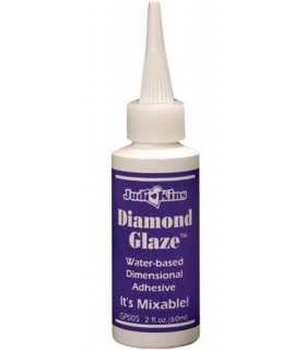 DIAMOND GLAZE  BARNIZ ADHESIVO DIMENSIONAL 60 ML